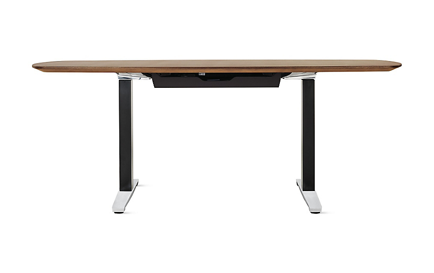 Renew Executive Sit To Stand Desk With Advanced Cord
