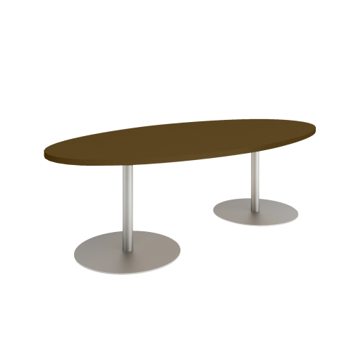 Groupwork Oval Conference Table Resourcescom Beta - Oval conference table for 8