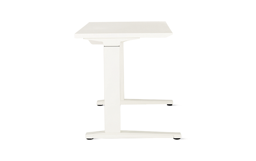 Renew Sit To Stand Desk With Advanced Cord Management